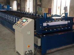 Rib Roof Panel Roll Forming Machine