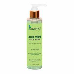 Kazima Aloe Vera Face Wash