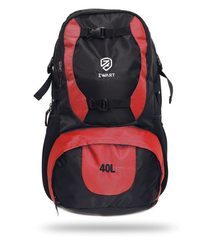 Black And Red Colored Rucksacks
