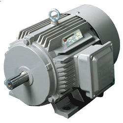 Two Phase Electric Motor