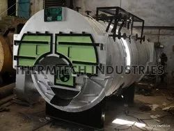Horizontal Type Steam Boiler