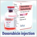 Doxorubicin 10 mg and 50 mg Injection