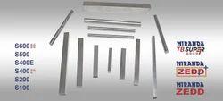 HSS Tool Bits 1/4X6 ZEDD ( 6X150mm 0% cobalt)
