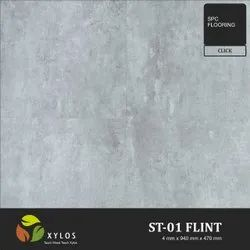 Flint Grey SPC Wooden Flooring