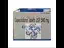 Capecad Capecitabine 500mg Tablet, Packaging Type: Strip