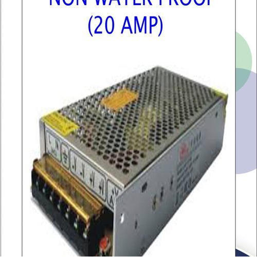 20 Amp Led Power Supply Non Water Proof