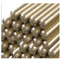 Round Free Cutting Brass Rod, For Industrial, Size: Up-to 6 Inch