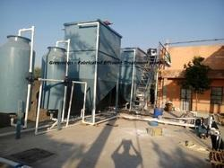 Fabricated Effluent Treatment Plant