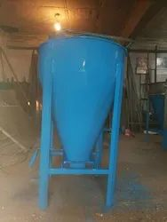 Centre Discharge Bucket for Concrete