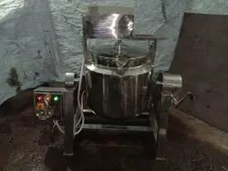 Paste Kettle Machine for Pharma/ Food Industries