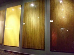Melamine Gloss Plywood