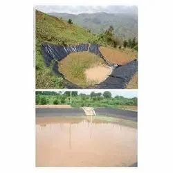 LDPE Plastic Sheets For Rainwater Harvesting Pond Cover