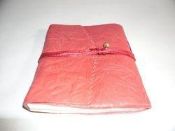 Handmade String Leather Journal