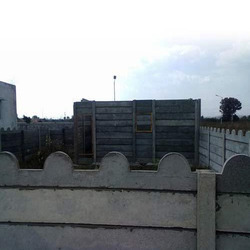 Industrial Godown Wall
