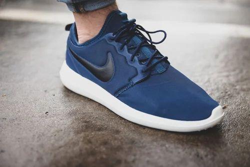 Blue Men Nike Shoe 2 For , Size: 41-45