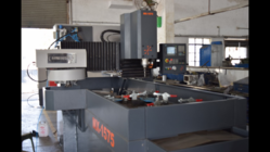 DOULBE COLUMN CNC PIPE DRILLING MACHINES(TABLE AREA 1500X750MM)
