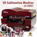 St-3042 3d Vacuum Sublimation Heat Press Machine
