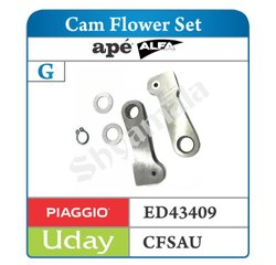 Cam Flower Set