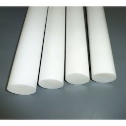 White PTFE Rods