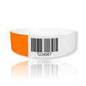 Bar Code Wrist Bands