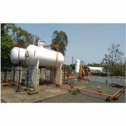 Bulk LPG Storage Piping Service