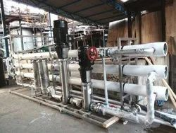 Sea Water Desalination System