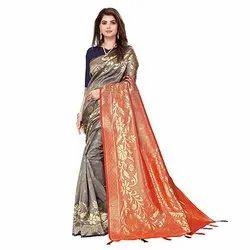 N27 Wedding Wear Kota Silk Saree