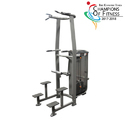 Turbuster Jr- 9019 Dip-chin Assist /chin Up Machine/dip Chin Leg Raise Machine