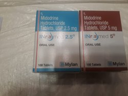 Inramed 2.5 Midocrine Tablets
