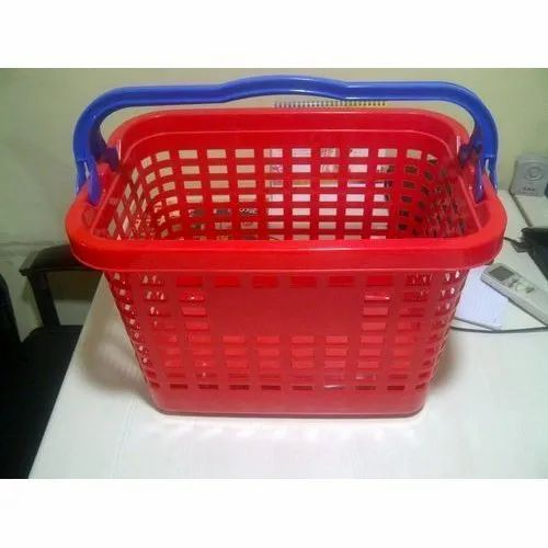 Plastic Global Shopping Basket