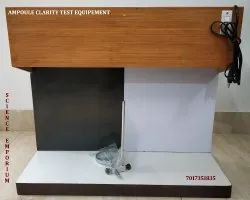 Semi-Automatic Ampoule Clarity Test Equipment