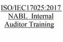 ISO 17025:2017 NABL Internal Auditor Training