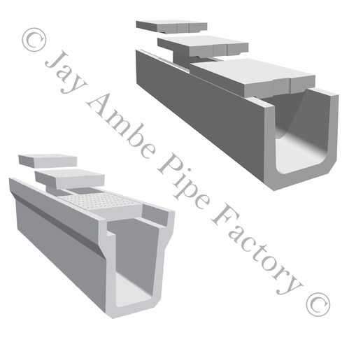 Precast Concrete U Drain Manufacturer From Vadodara