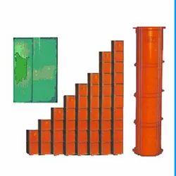 Centering Column Box