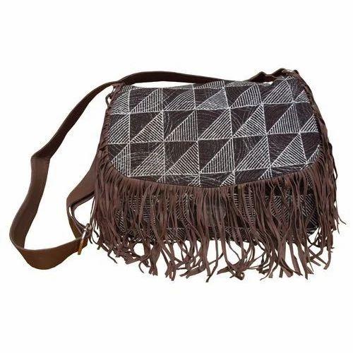 341e51598dd6 Spice Art Brown Ladies Designer Sling Bag
