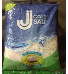 J J Gold Crystal Sea Salt, Packaging: 50 kg