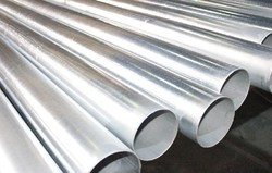 Seamless Galvanized Pipe