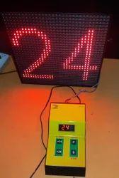 Shot Timer LED Display Board
