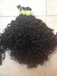 Unprocessed Indian Human Jackson Curly Hair Whole Sale Hair King Review