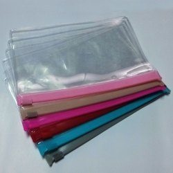 PVC Zip Bags For Jewellery Packing