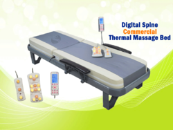 Digital Spine Commercial Full Body Thermal Massage Bed