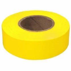 Yellow Self Adhesive Tape