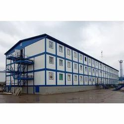 SS Prefabricated Portable Building