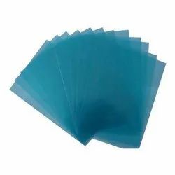 Blue Polycarbonate Film