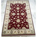 Hand Knotted Rectangular Carpet