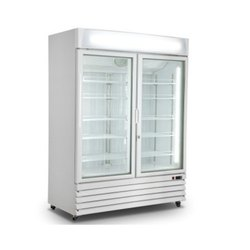 Upright Visi freezer