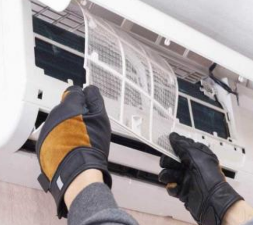 Split Air Conditioner Cleaning Service In Jhotwara Jaipur Hydro