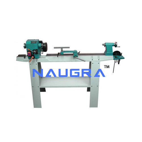 Naugra Manual Wood Turning Lathe Rs 50000 Piece Naugra Export
