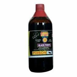 Reagent Grade Black Phenyl, Packaging Type: Bottle