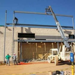 Concrete Frame Structures Industrial Projects Commercial Construction Service, in Local